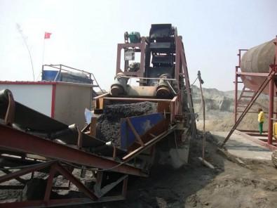 石粉制沙生产线