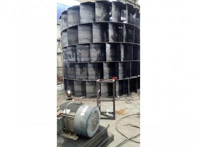 水轮洗砂设备