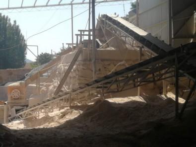 风化沙破碎制沙生产线