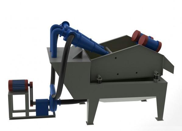 细砂回收机